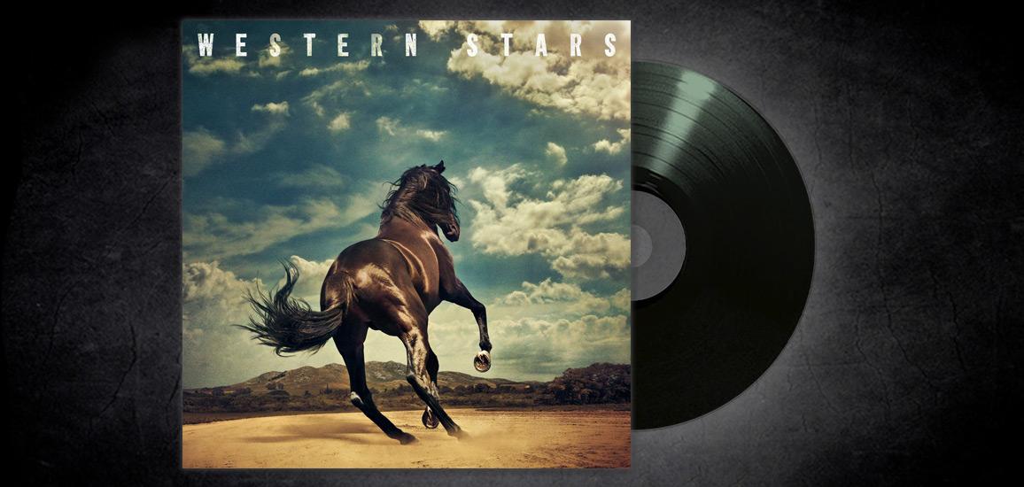 Bruce Springsteen - Western Stars