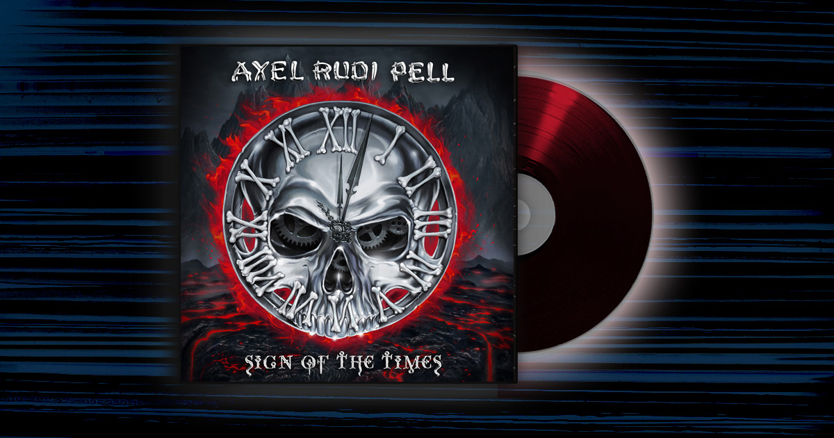 Axel Rudi Pell - Sign Of The Times