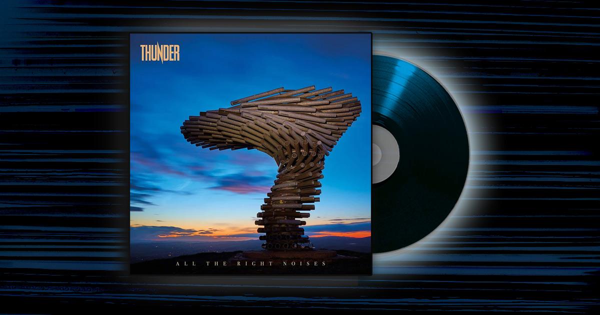 Thunder - <em>All The Right Noises</em>