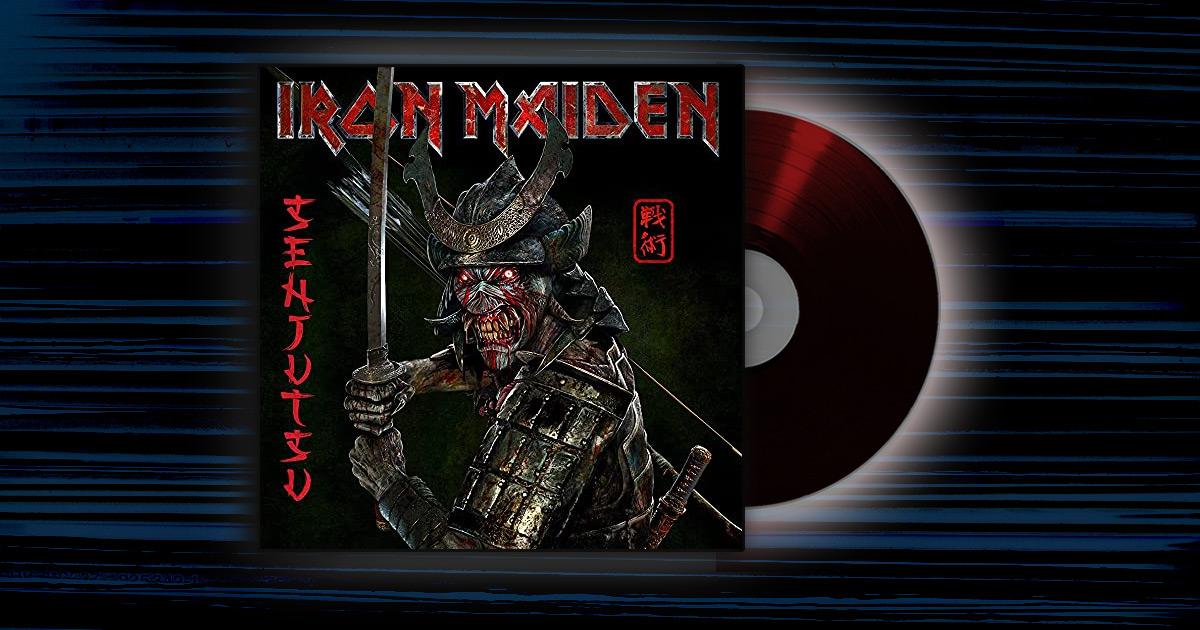 Iron Maiden - <em>Senjutsu</em>