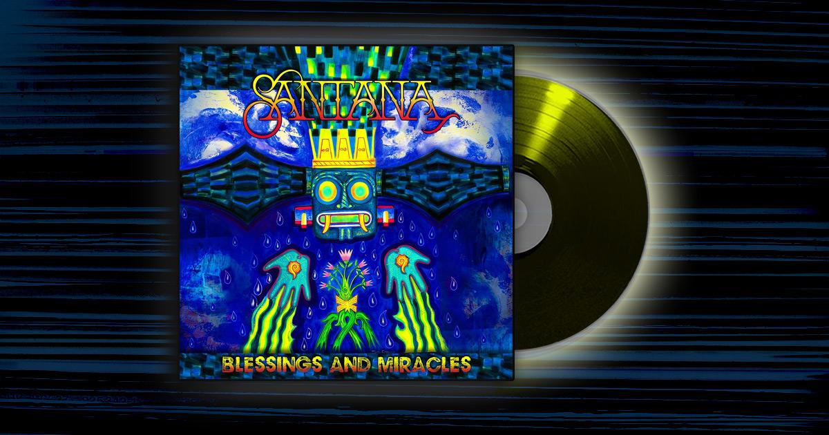 Santana - <em>Blessings and Miracles</em>