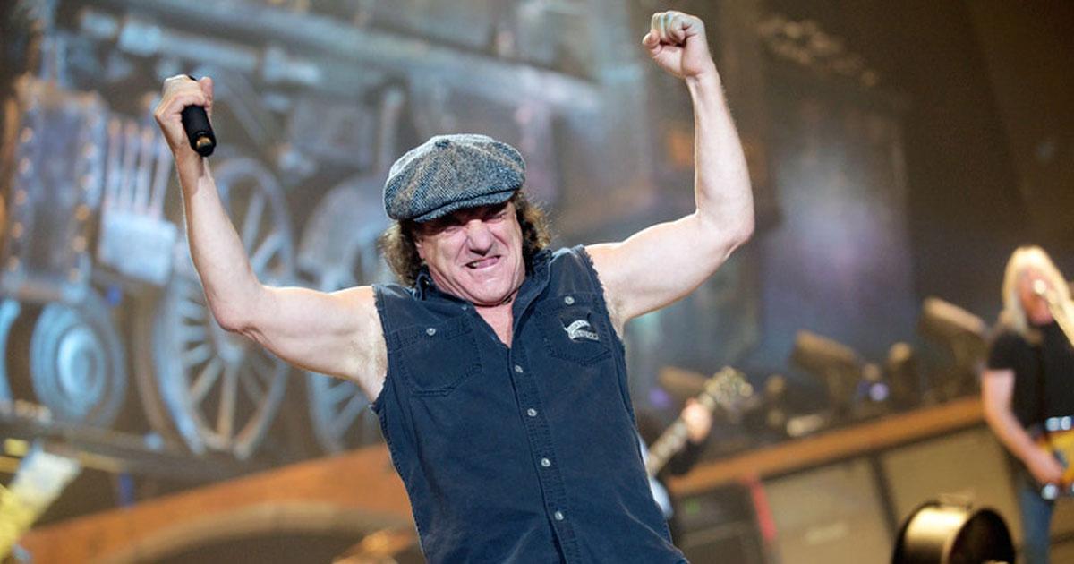 AC/DC: Touren die Australier wieder mit Brian Johnson?
