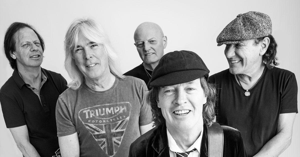 AC/DC: Drummer Chris Slade spricht über mögliches Album