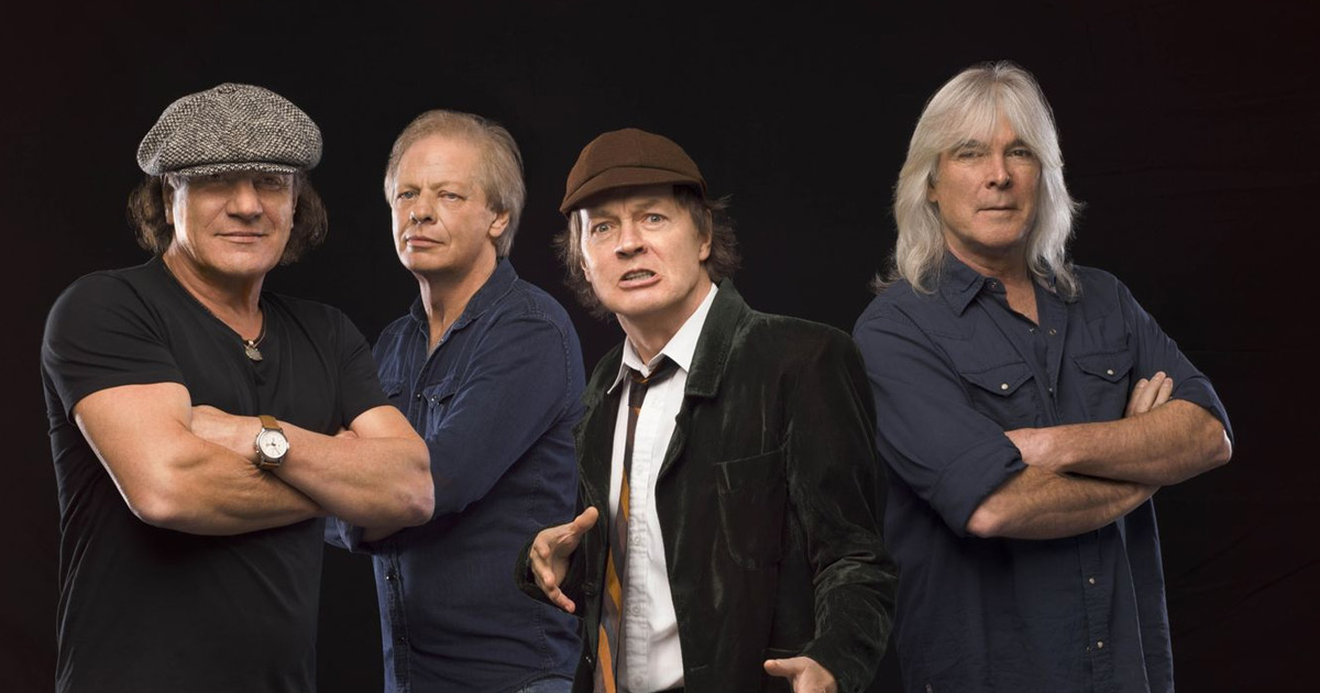 AC/DC: Bassist Cliff Williams in Vancouver gesichtet
