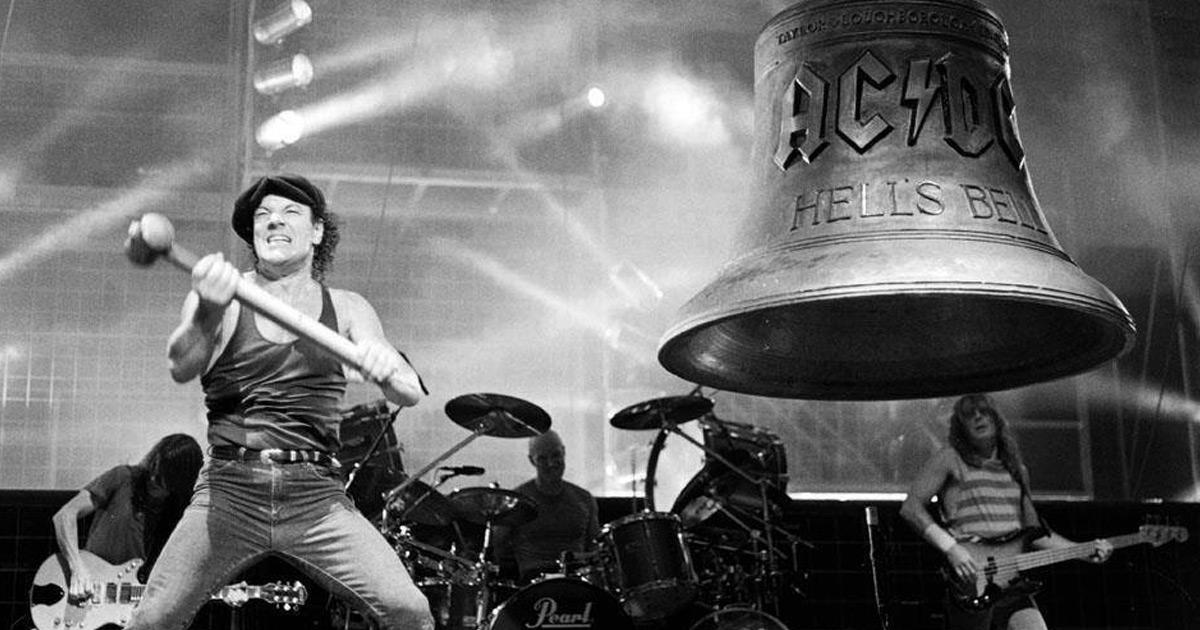 """Heiliger Bimbam: So klingt AC/DCs """"Hells Bells"""" auf Kirchenglocken"""