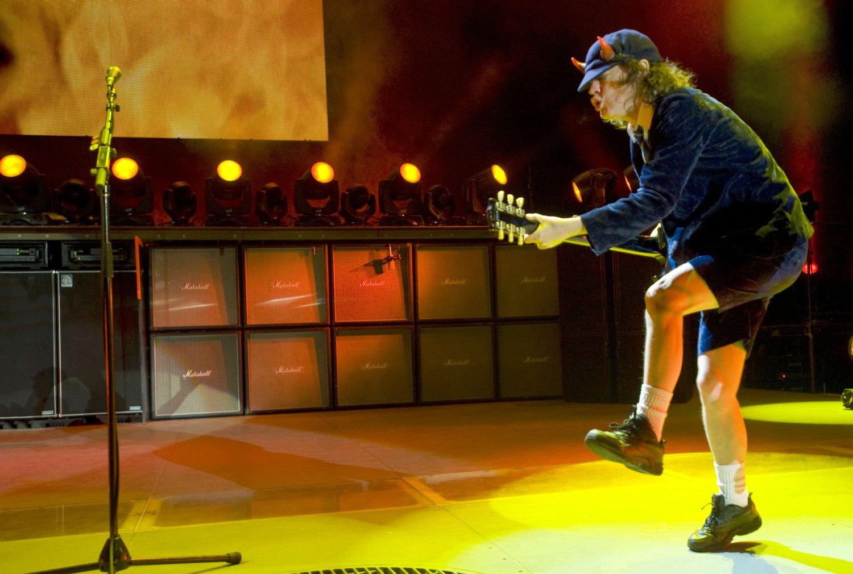 AC/DC: Arbeiten Stevie Young und Phil Rudd am neuen Album?