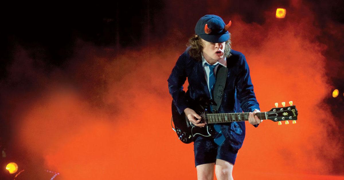 AC/DC: Angus Young spendet 14.500 US-Dollar an Alzheimer-Gesellschaft