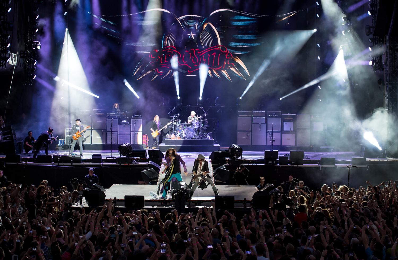 Aerosmith: Joe Perry spricht über Jubiläumstour