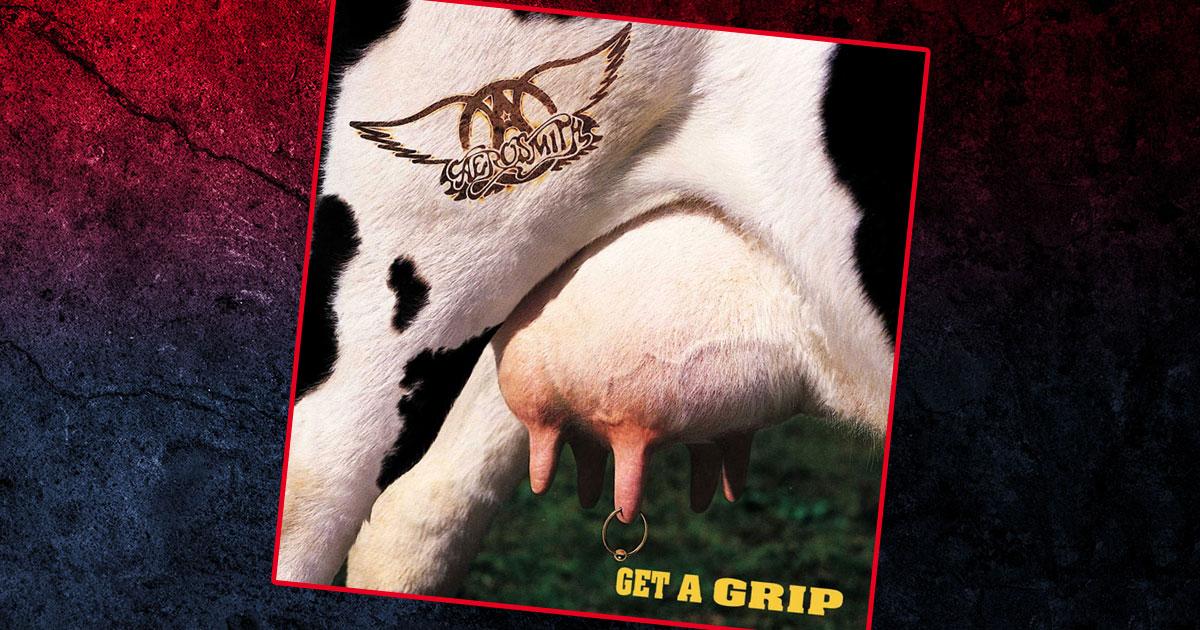 Get A Grip: 5 Fakten über das Hymnen-Album von Aerosmith