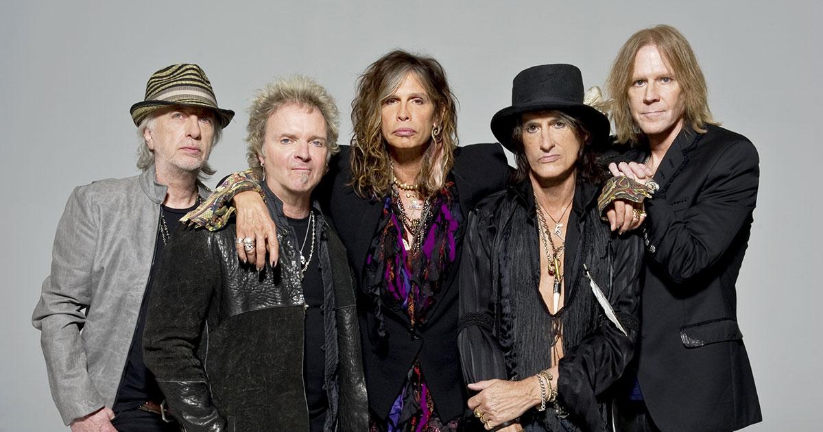 """Steven Tyler von Aerosmith: 2020 wird """"hot as F*CK!"""""""