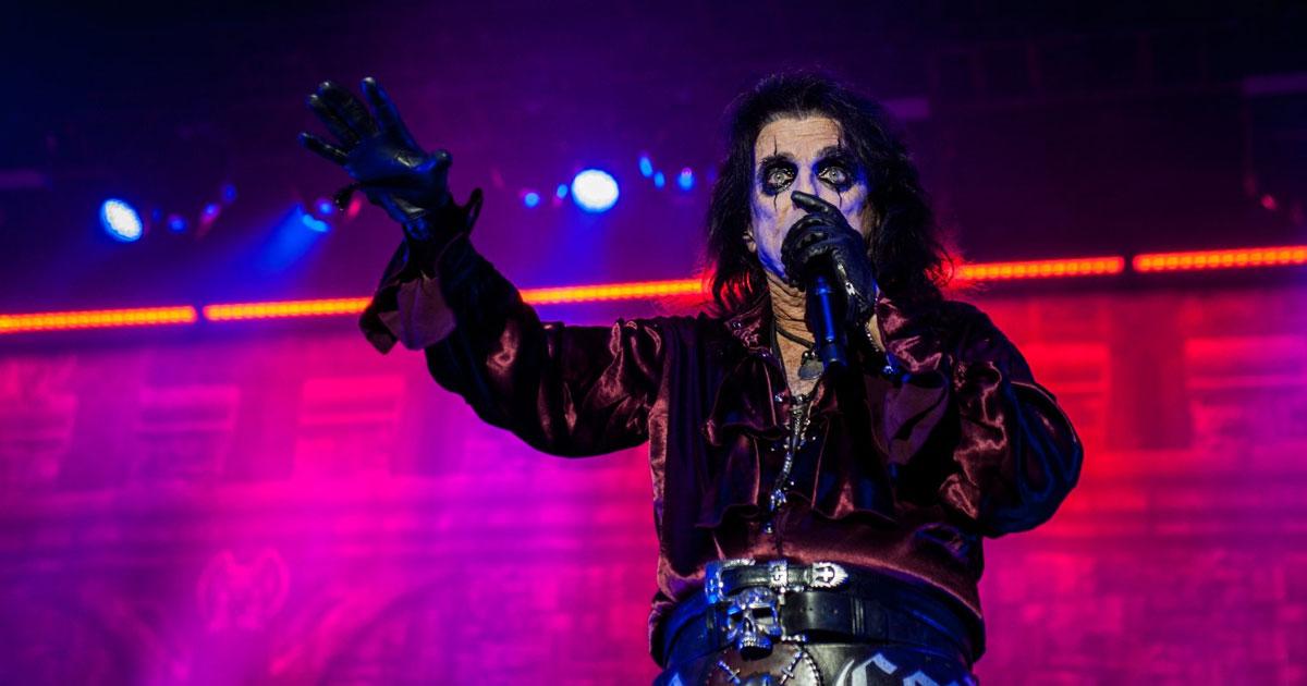 Alice Cooper live 2019: Die Fotos vom Konzert in Hamburg