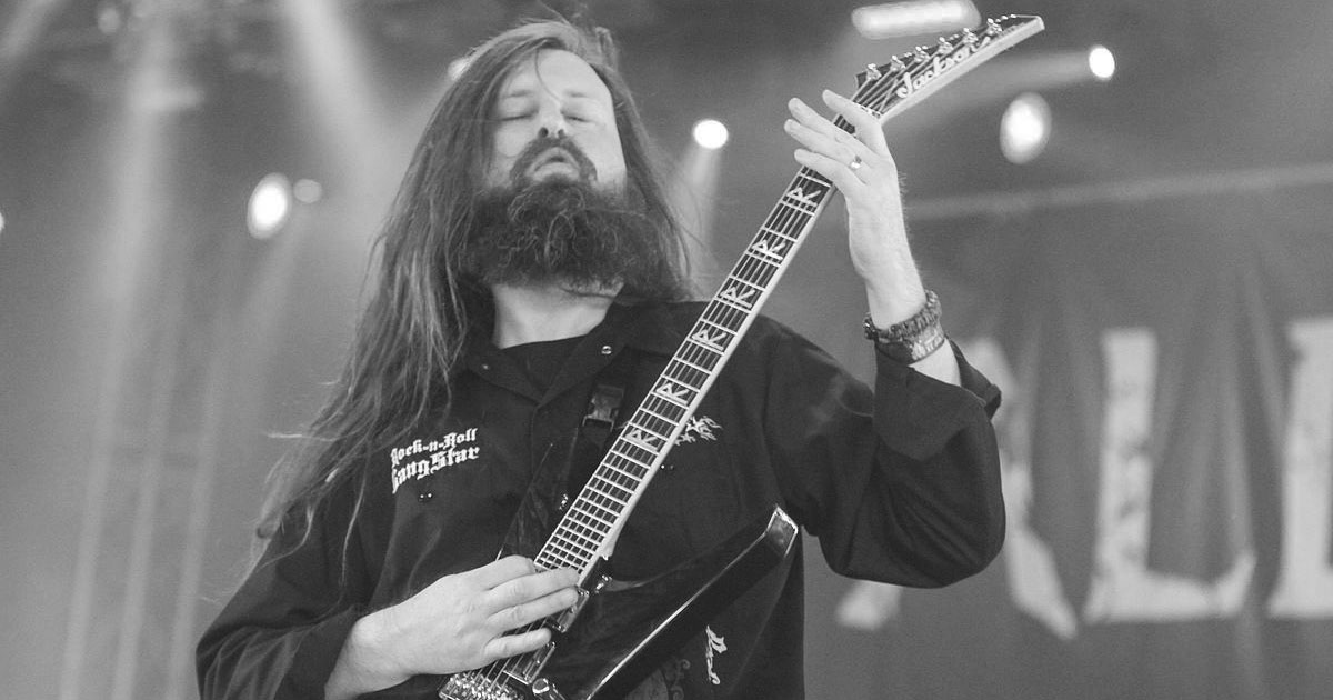 All That Remains: Gitarrist Oli Herbert ist tot