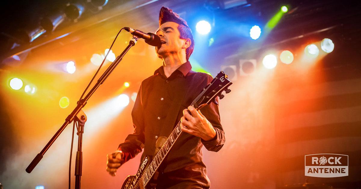 Antiflag, Silverstein, Cancer Bats und Worriers live: Die besten Fotos!