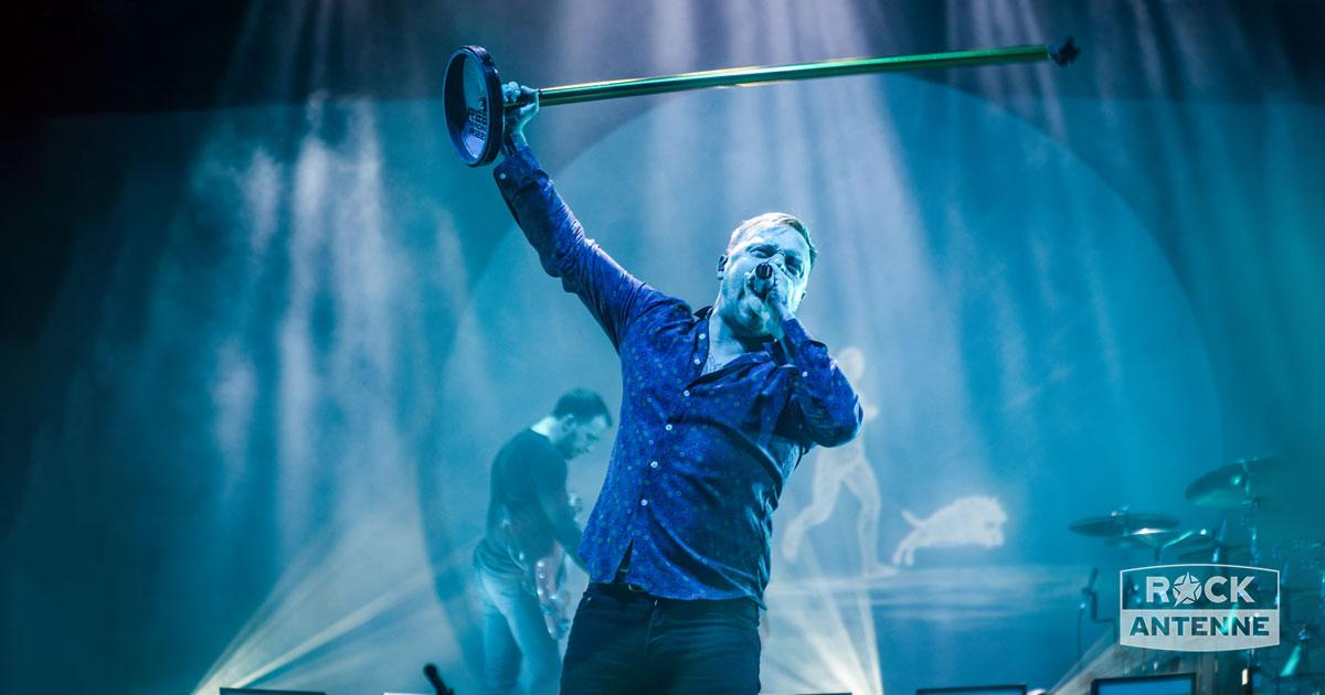 Architects live: Die besten Fotos vom Metalcore-Fest in München