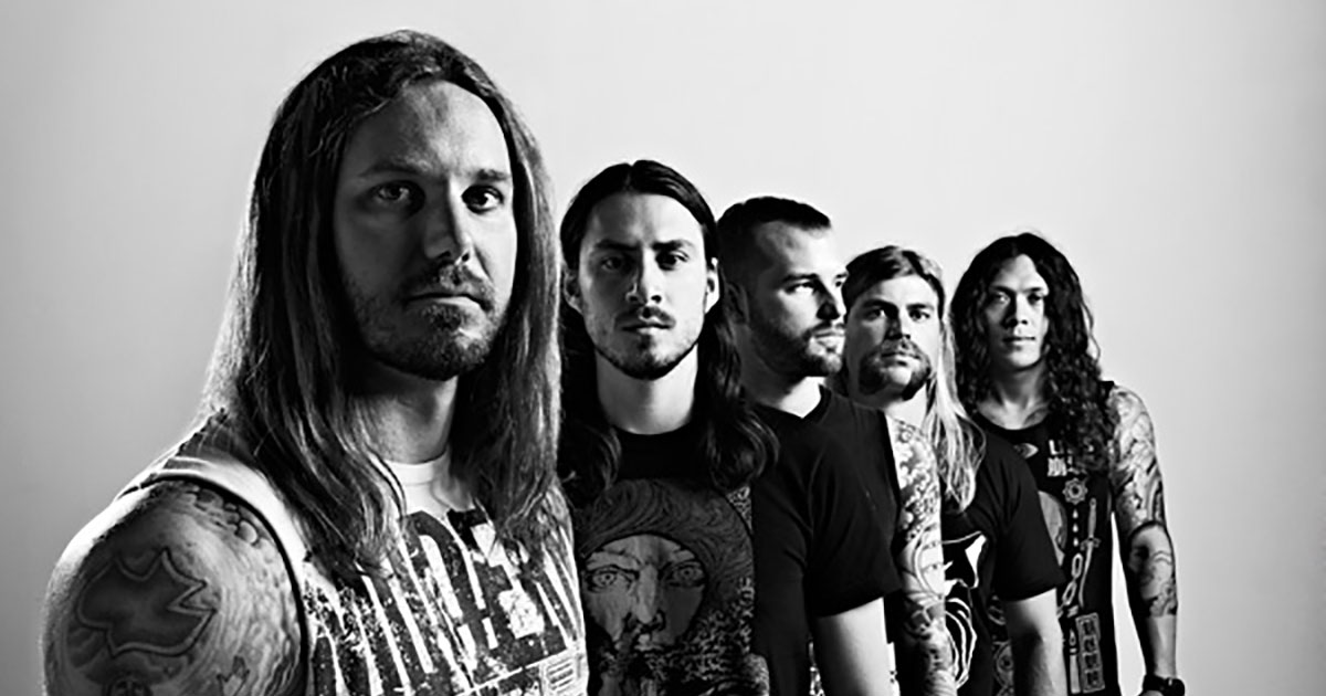 """As I Lay Dying: Neuer Song """"Redefined"""" mit Video"""