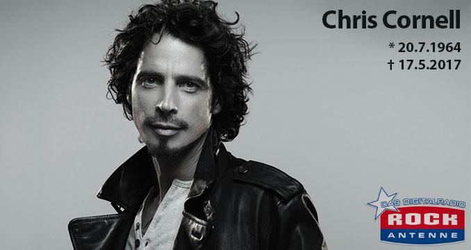 Chris Cornell ist tot - ein Nachruf