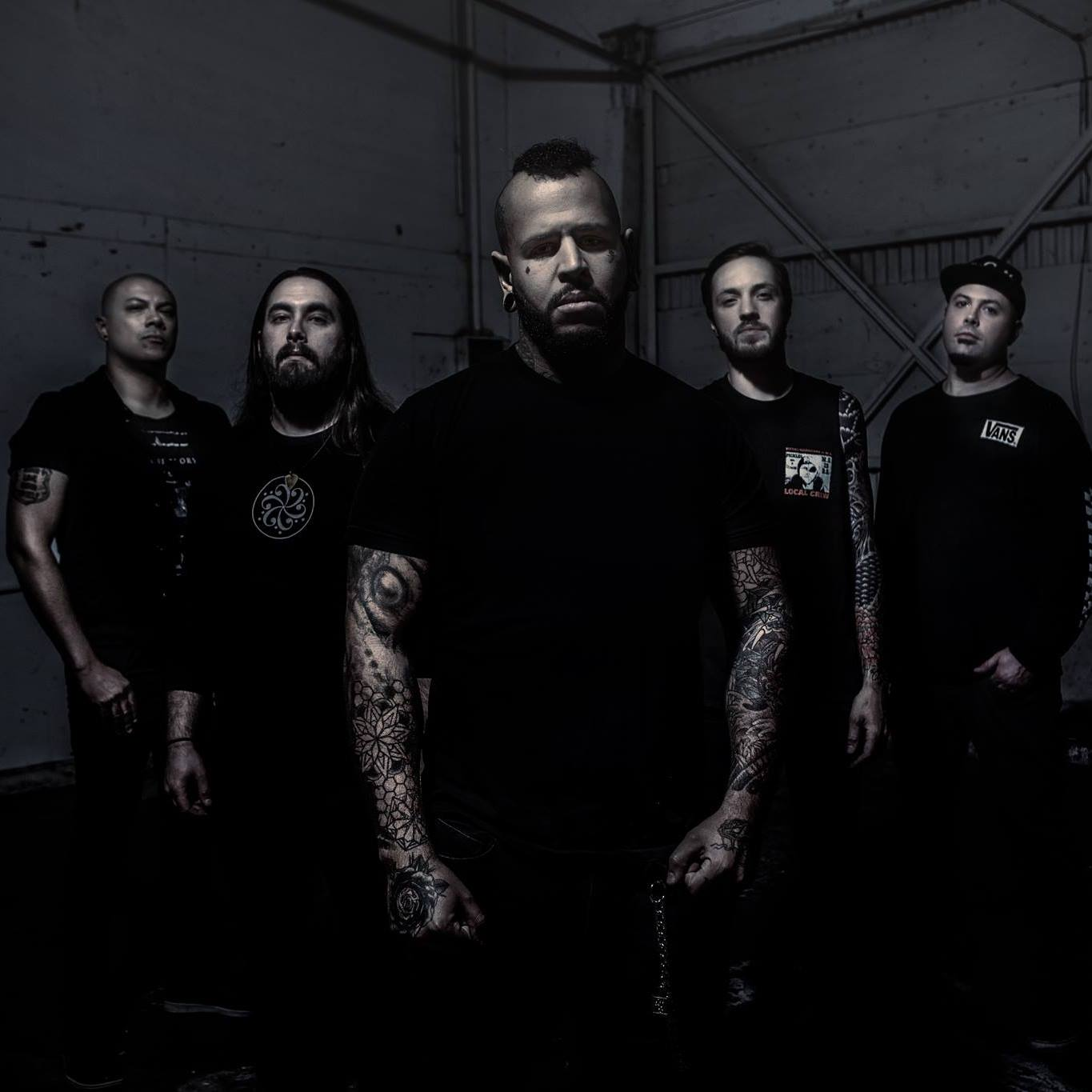 "Neueinsteiger: Bad Wolves - ""Killing Me Slowly"""