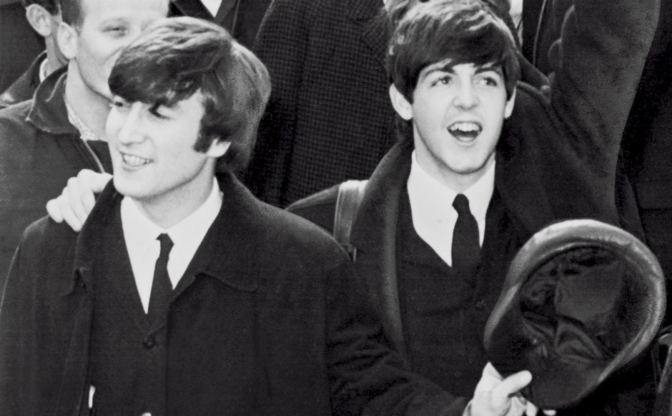 Come Together: John Lennon trifft Paul McCartney