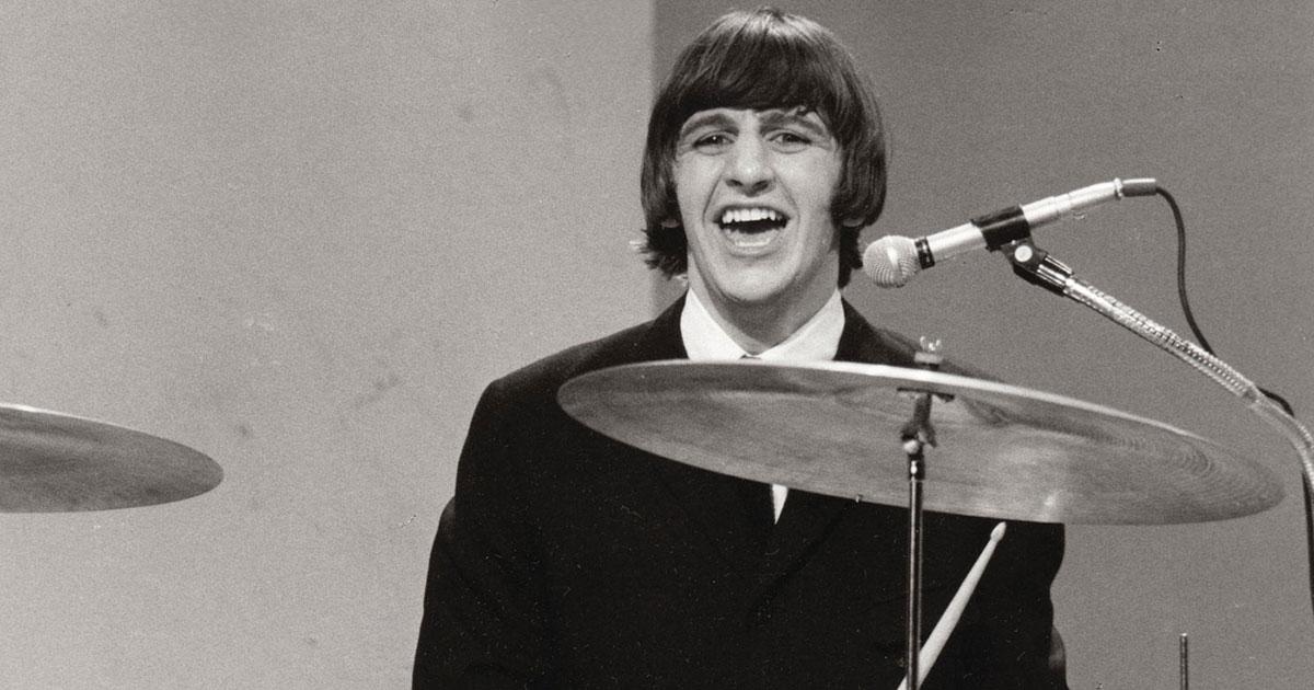 Ringo Starr: Unser Starr-Porträt über den Beatles-Drummer