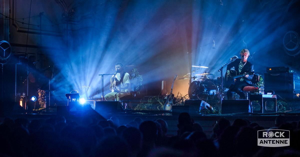Biffy Clyro: Die besten Fotos vom Unplugged-Konzert