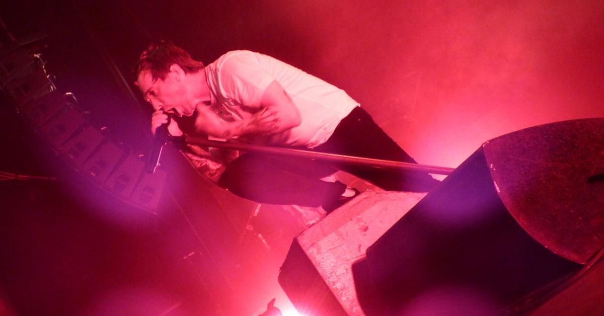 Billy Talent: So war die Show im Schlachthof Wiesbaden