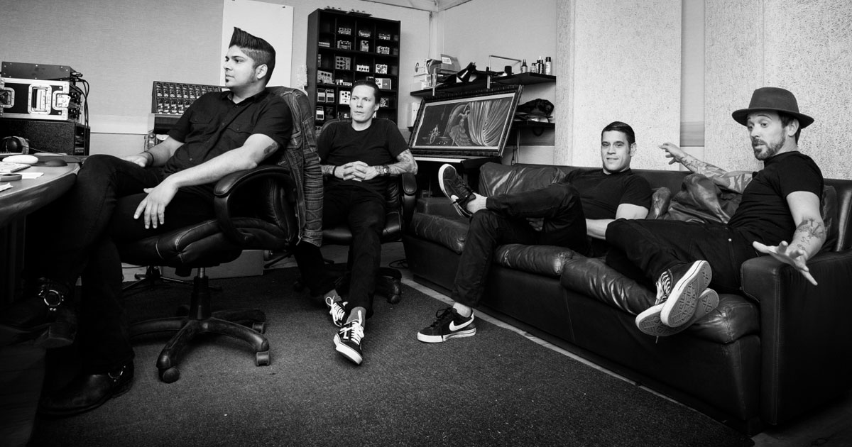 "Billy Talent: Hört hier den brandneuen Song ""Forgiveness 1 + 2"""