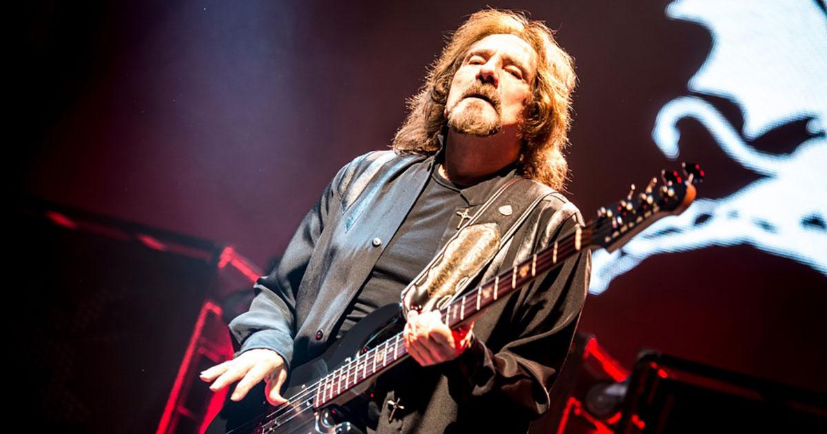 Geezer Butler: Die sanfte Heavy Metal-Legende wird 70