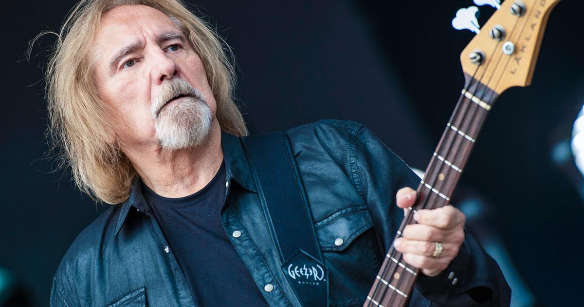 Happy Birthday, Geezer Butler: Unser Porträt über die sanfte Metal-Legende