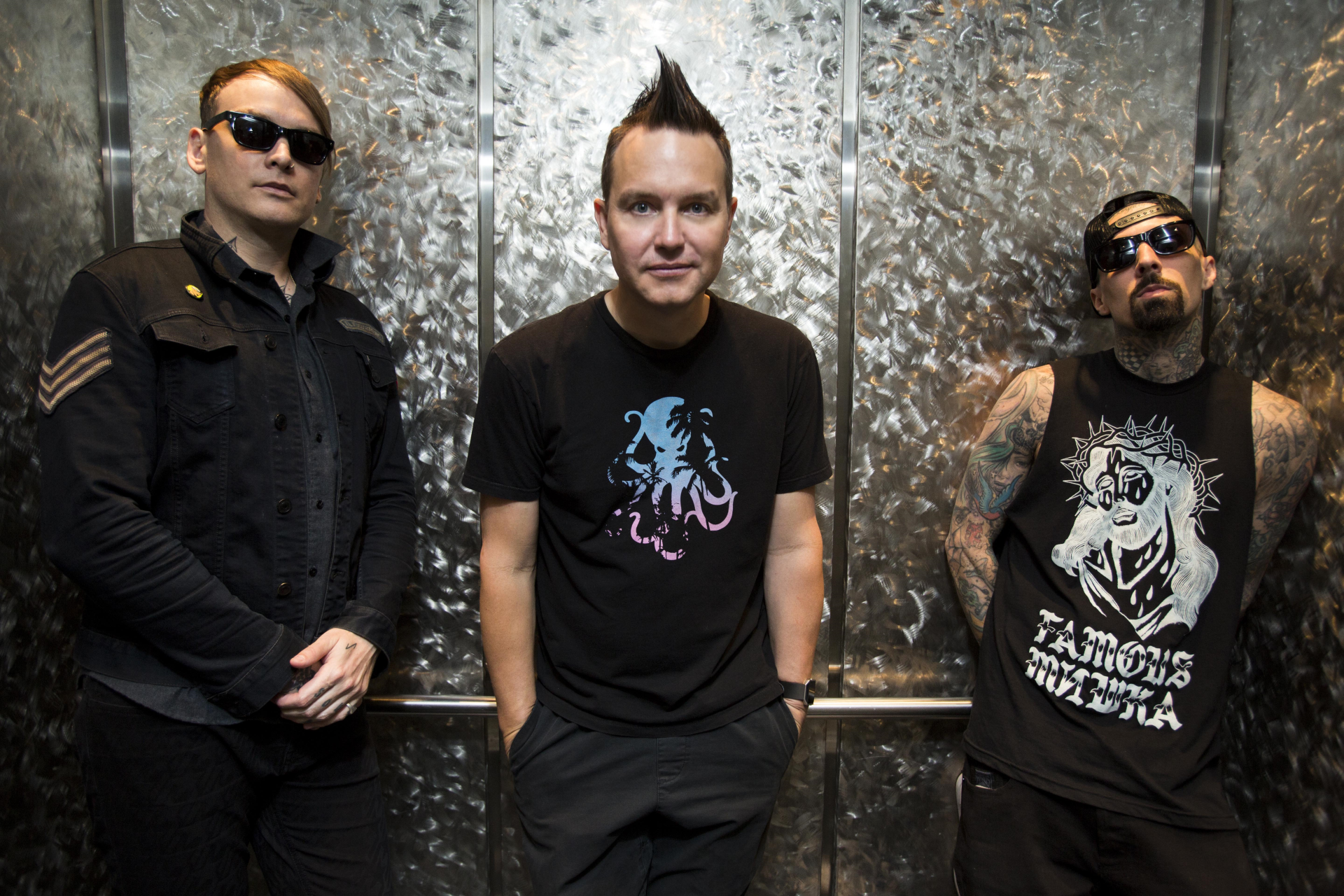 Video musical de Blink 182 voyeur