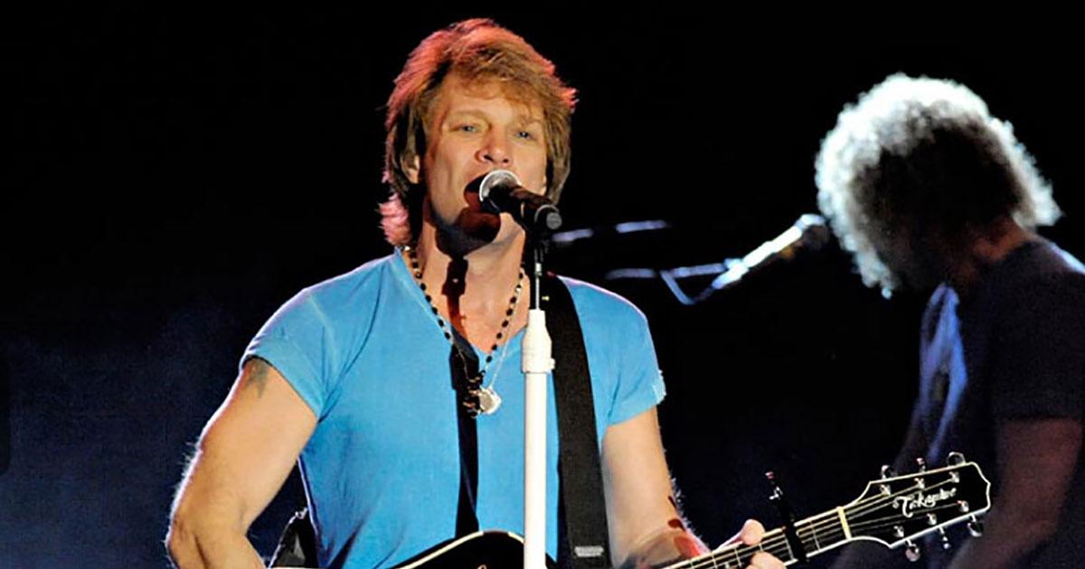 This House Is For Sale: Jon Bon Jovi verkauft sein Anwesen