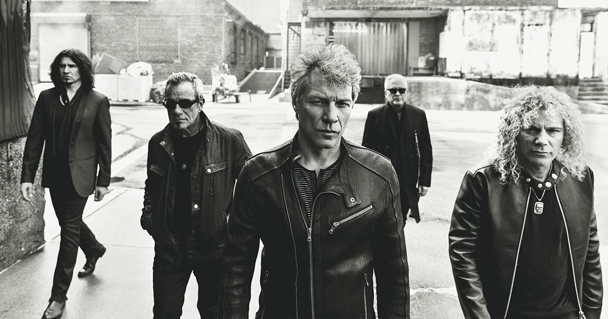 "Neueinsteiger: Bon Jovi - ""Limitless"""