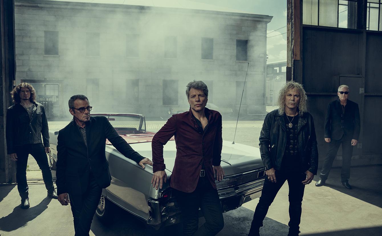 Bon Jovi und Elton John in München: Alle Infos zu Einlass