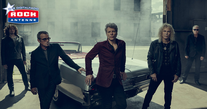 This House Is Not For Sale: Bon Jovi-Tag auf ROCK ANTENNE!