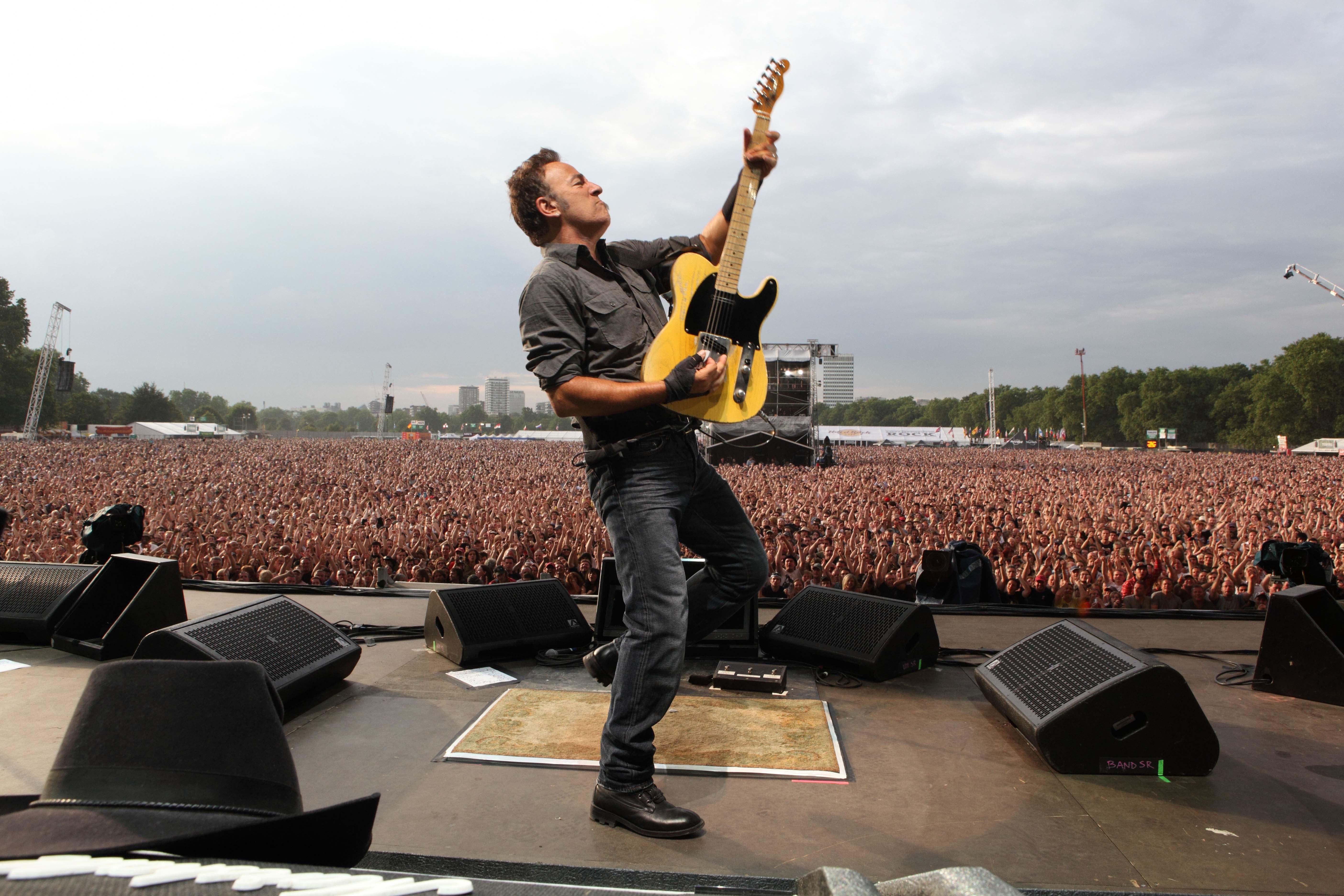 Bruce Springsteen: Der Boss hinter dem Eisernen Vorhang