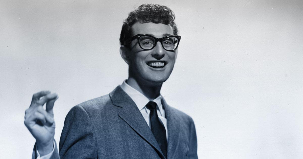 """Happy Birthday, Buddy Holly: 9 Fakten über den """"Erfinder der Band"""""""