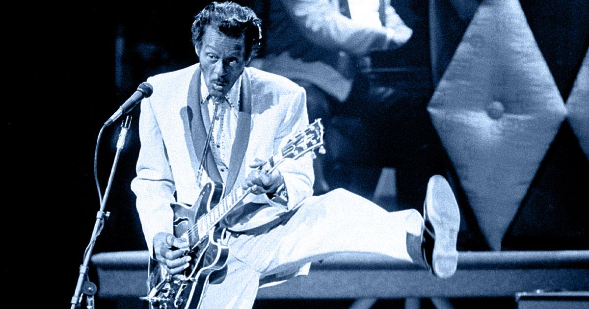Hail Hail Rock & Roll: 10 Fakten zum Geburtstag von Chuck Berry
