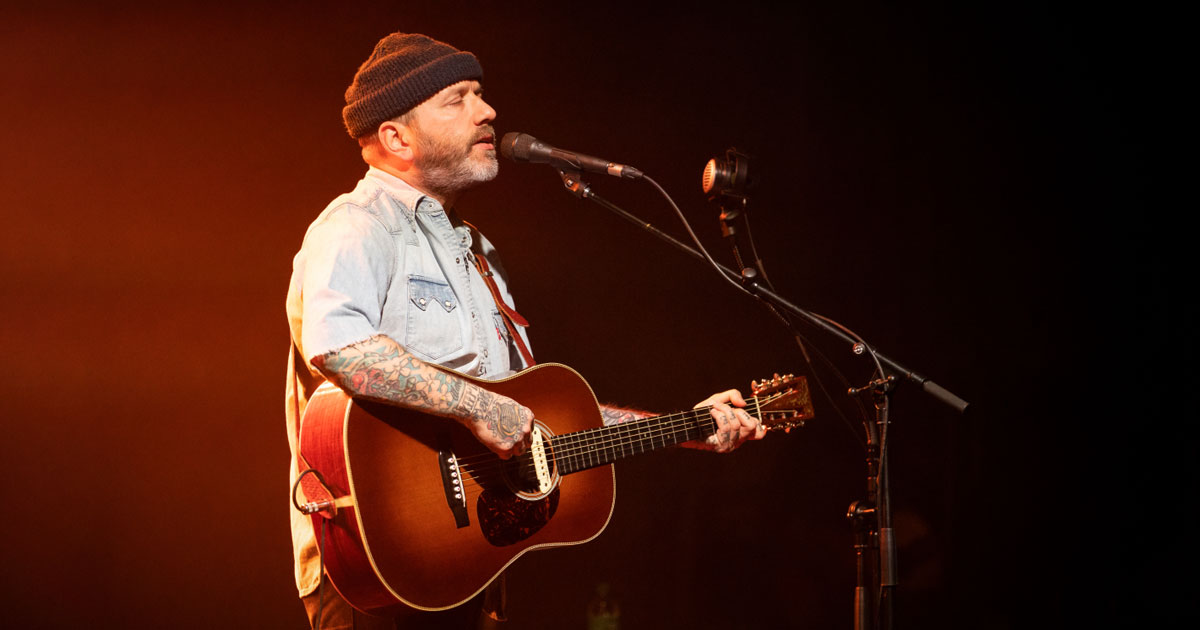 City and Colour live 2020: Die Fotos vom Tourauftakt in München