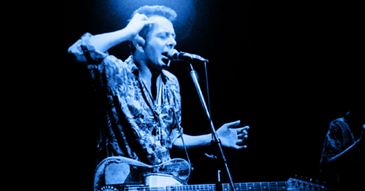 Joe Strummer: Unser Porträt über den Frontmann von The Clash