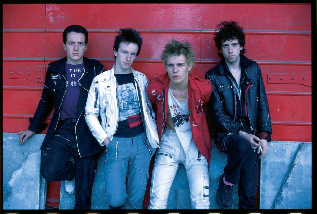 Rock The Casbah! Das erste Konzert von The Clash