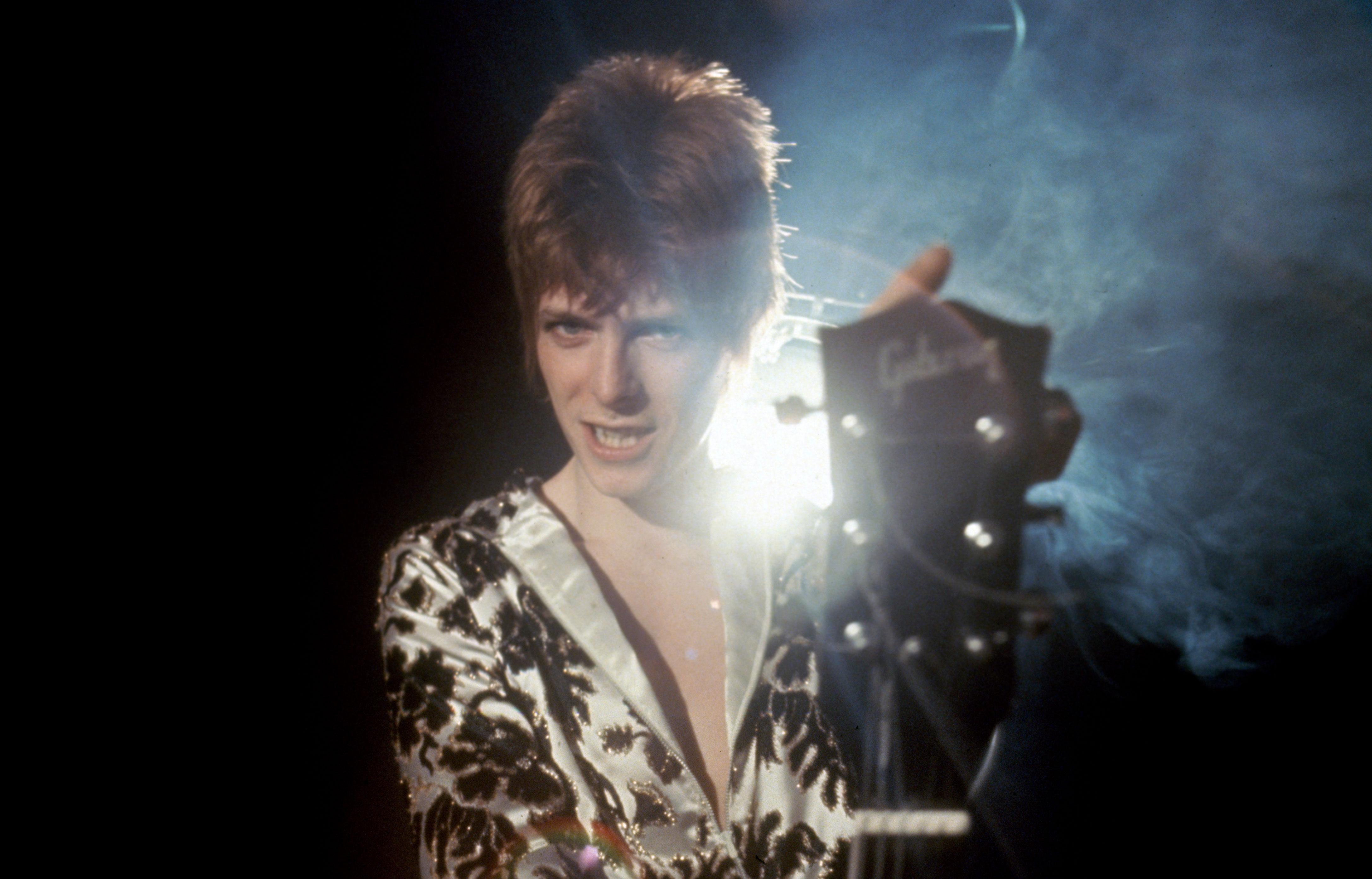 David Bowie: Erste Aufnahme wird heute versteigert