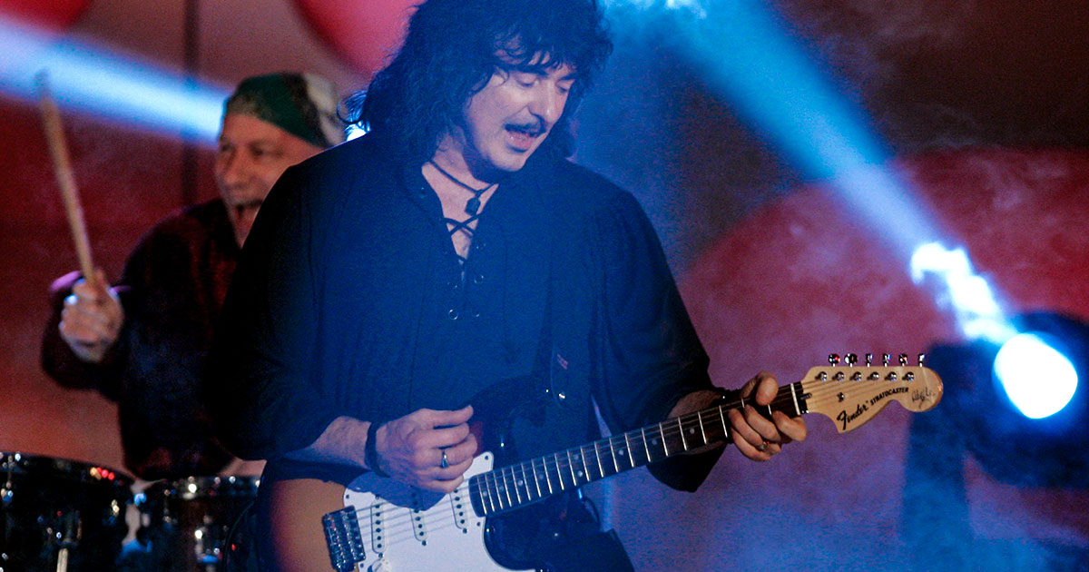 Happy Birthday, Ritchie Blackmore: 7 Fakten über das Hard & Heavy-Genie