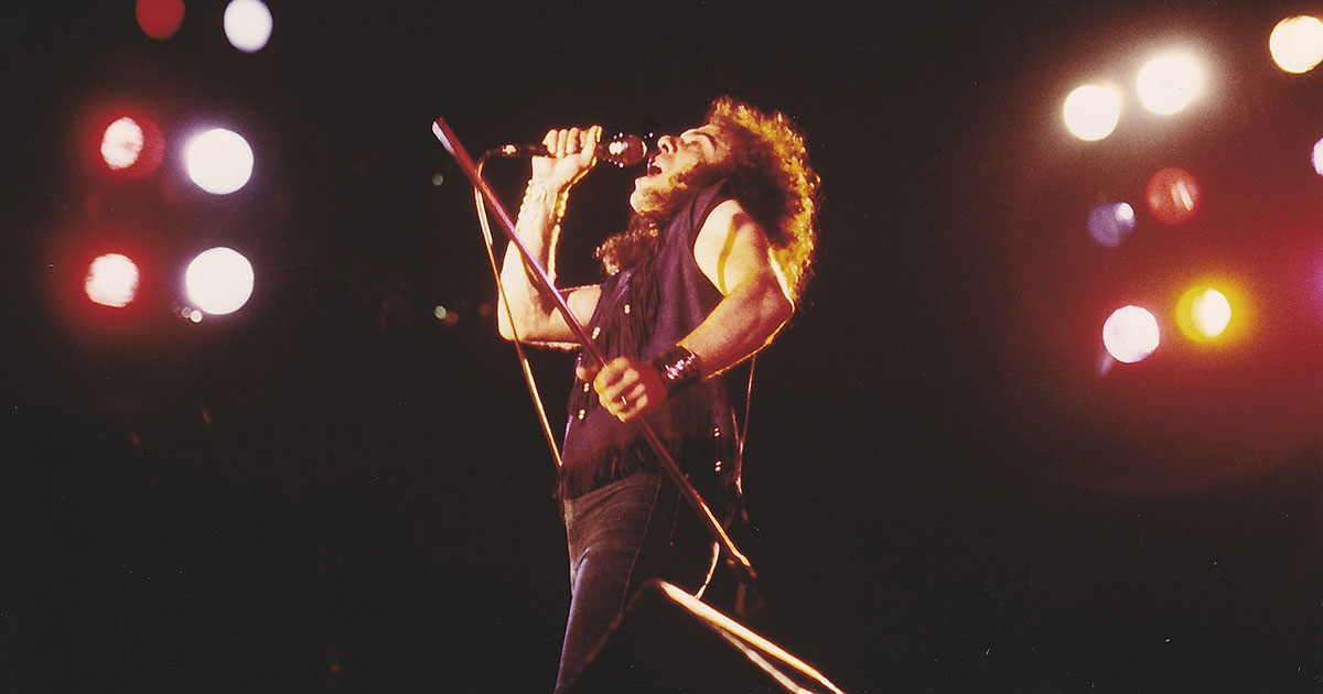 Stand Up and Shout: Unser Porträt von Ronnie James Dio