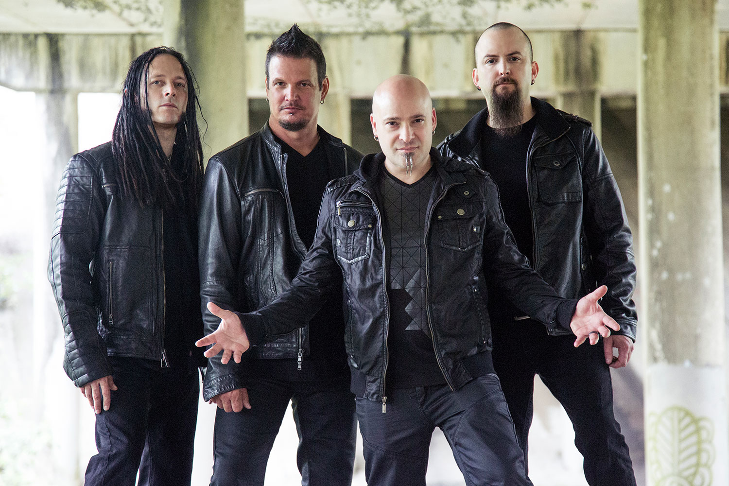 "Disturbed: Hört hier die neue Single ""Are You Ready"""