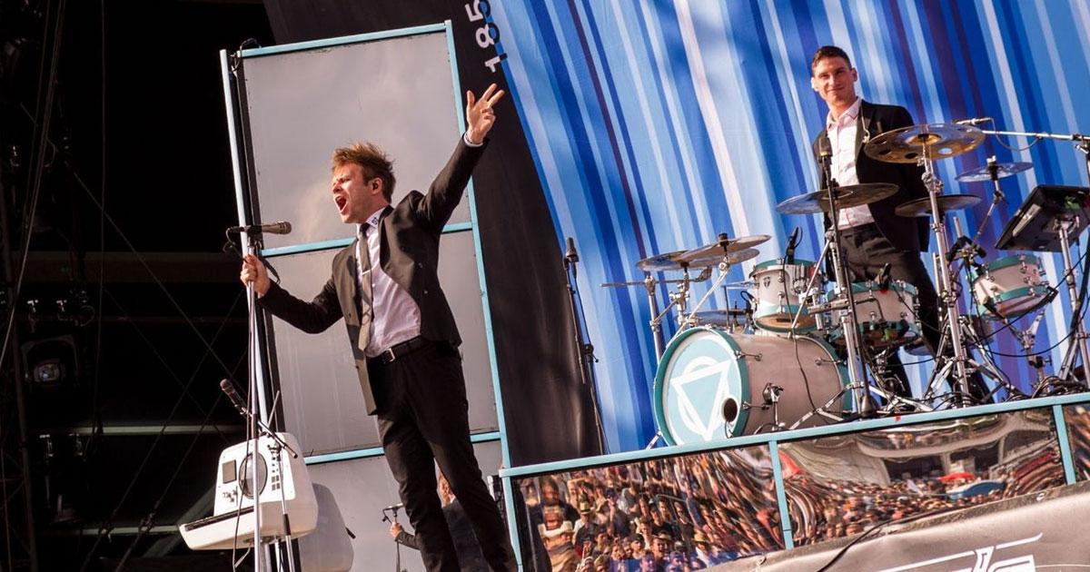 Hurricane 2019: So rockten Enter Shikari und Parkway Drive den Freitag