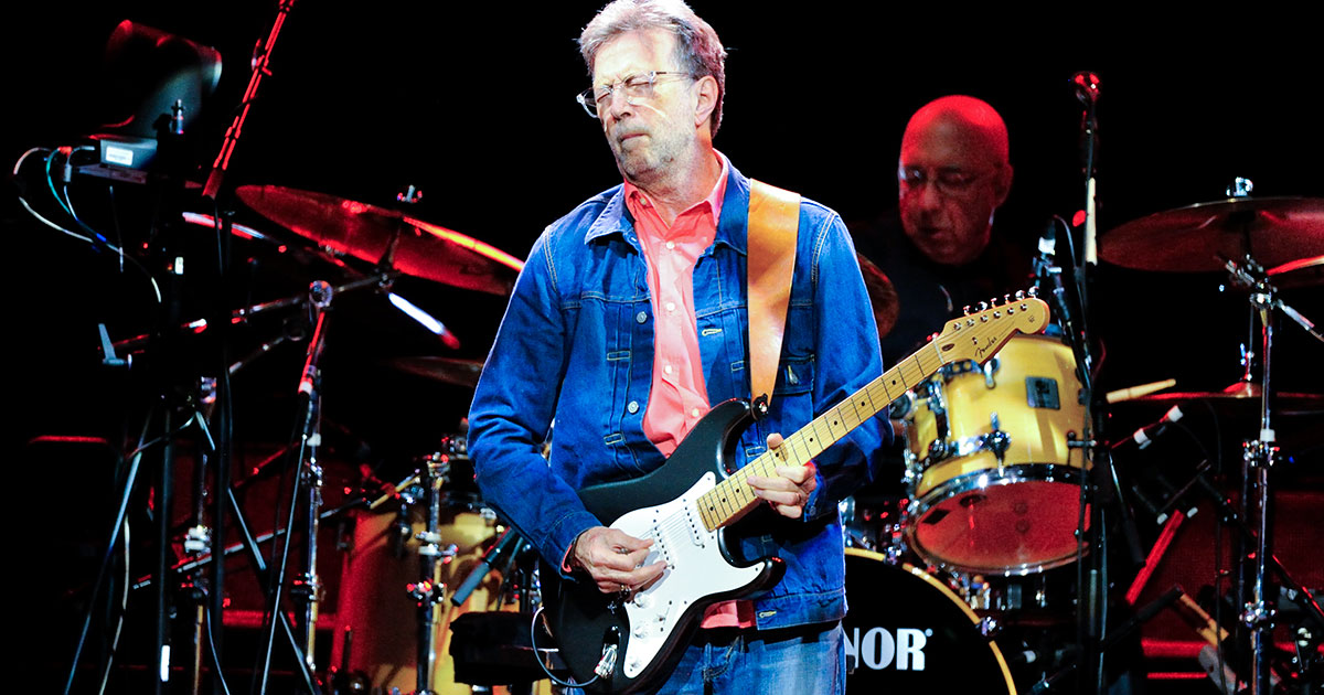 Happy Birthday, Mr. Slowhand: Eric Clapton wird 76