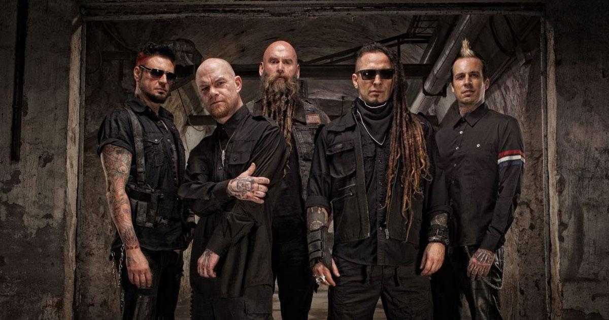 Five Finger Death Punch: Hört hier erste Snippets vom neuen Album