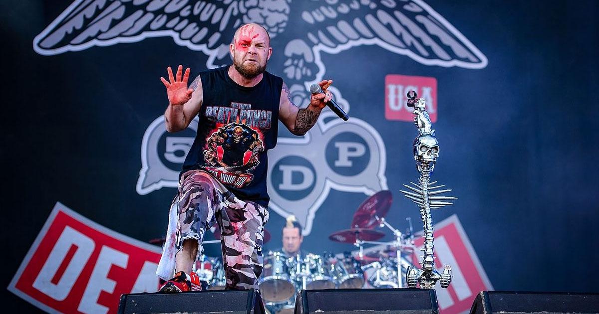 """Five Finger Death Punch: Hört hier den neuen Song """"Full Circle"""""""