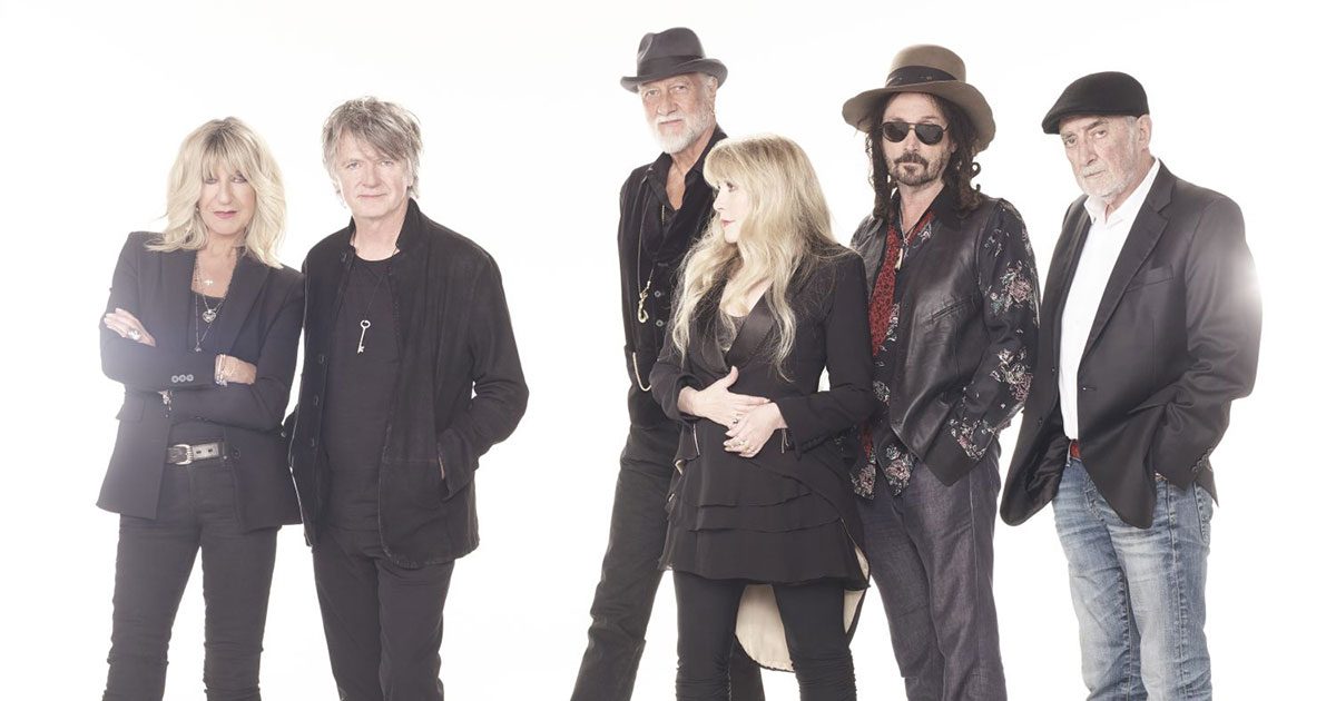 Fleetwood Mac: Band verschiebt Tour wegen Stevie Nicks