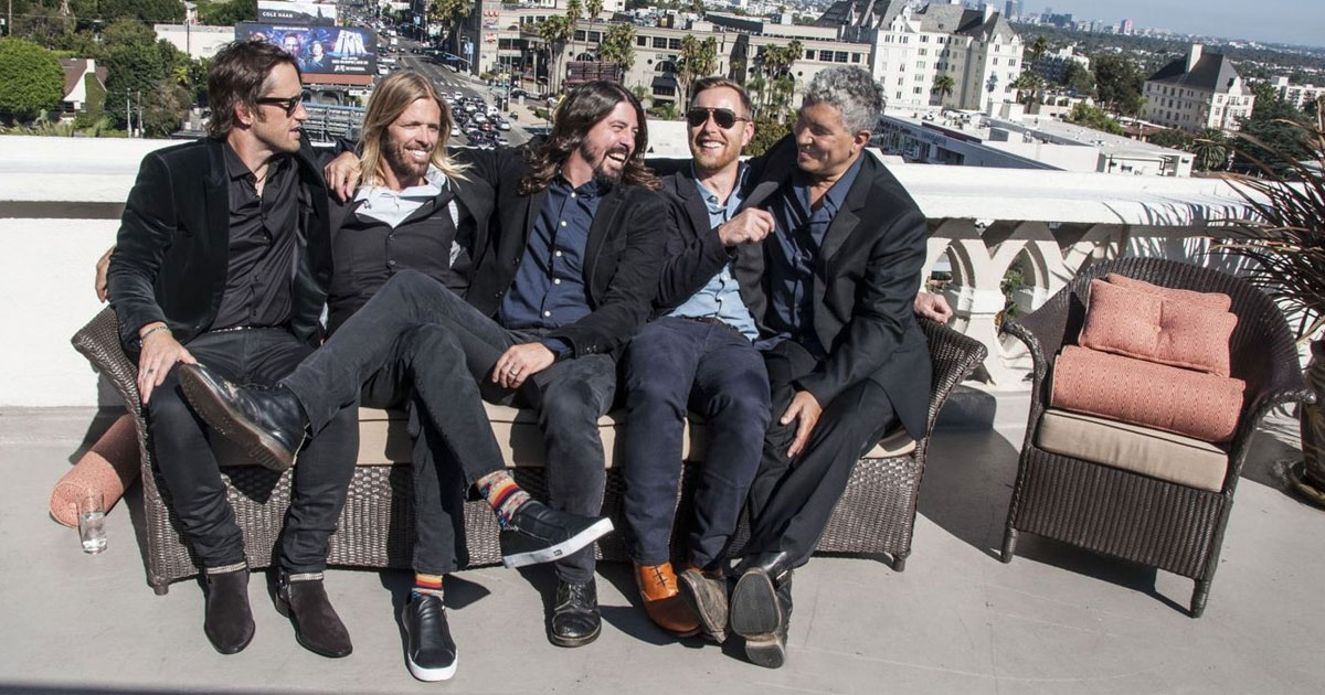 Foo Fighters: Band deutet neues Album für 2020 an - mit neuem Song?
