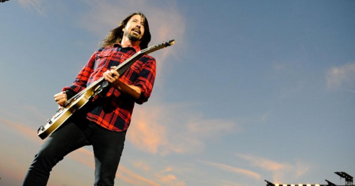 Foo Fighters: Kostenloser Musikunterricht für Kinder